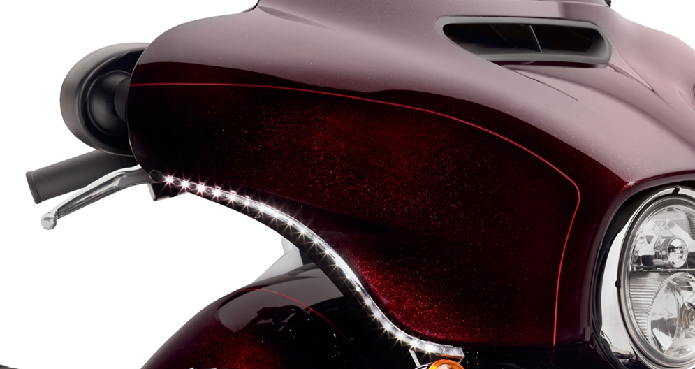Electra Glo LED Fairing Edge Light Kit