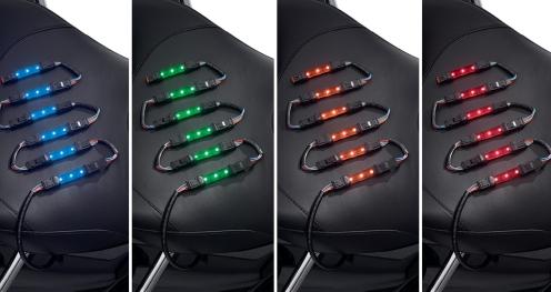 Spectra Glo LED Light Pod 6-Lamp Starter Kit