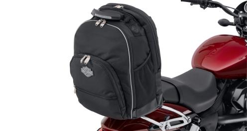 Sissy Bar Backpack
