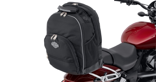 Sissy Bar Backpack