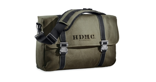 HDMC Messenger Bag, Army Green