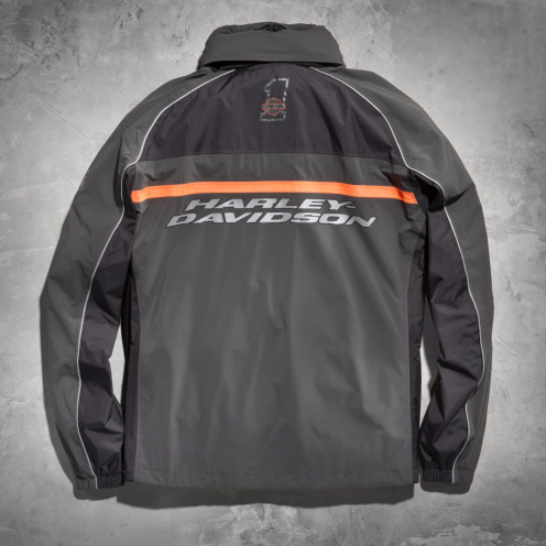 Men's Brother's Ride Rain Suit