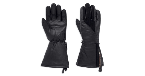 Women's Gage Leather Gauntlet Glove