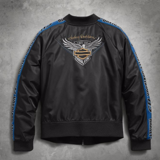 Women's 115th Anniversary Bomber Jacket(back)