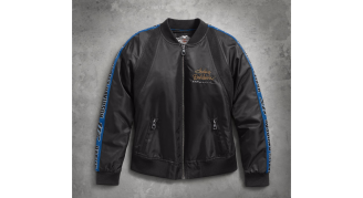 Women's 115th Anniversary Bomber Jacket(front)