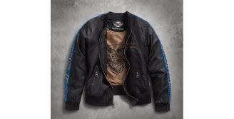 Women's 115th Anniversary Bomber Jacket(frontB)