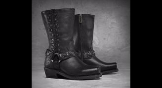 Women's Auburn Performance Boots - Black(A)