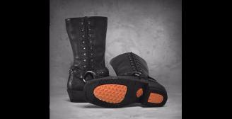 Women's Auburn Performance Boots - Black(B)