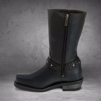 Women's Auburn Performance Boots - Black(C)