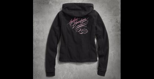 Women's Pink Label 3-in-1 Mesh Jacket(BackB)