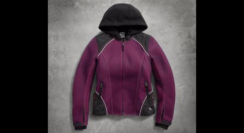 Women's Pink Label 3-in-1 Mesh Jacket(FrontA)