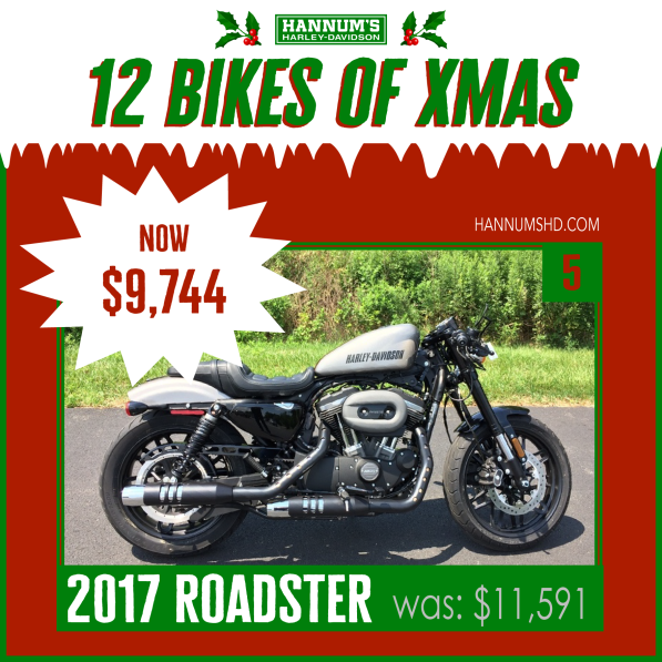 #5. 2017 Roadster in Chadds Ford, PA: http://bit.ly/2iAmXg1