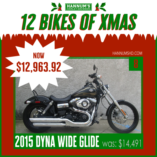 #8. 2015 Wide Glide in Rahway, NJ: http://bit.ly/2y6t6D4